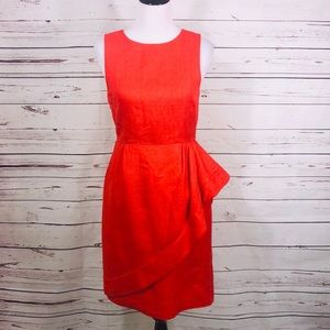 J Crew Womens Sheath Party Cocktail Dress Size 4